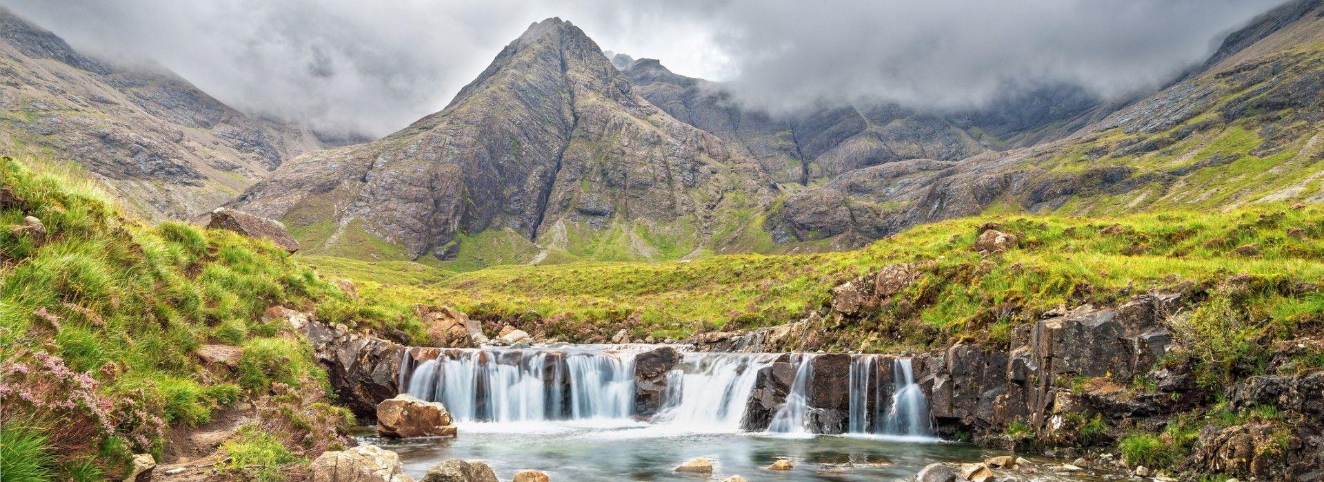 Natural landmarks sightseeing Tours in Scotland