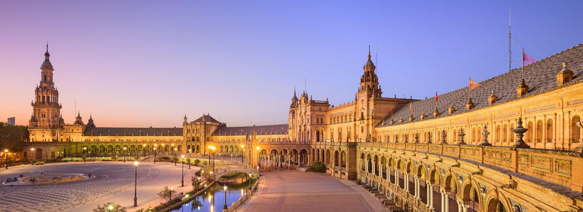 Natural landmarks sightseeing Tours in Spain