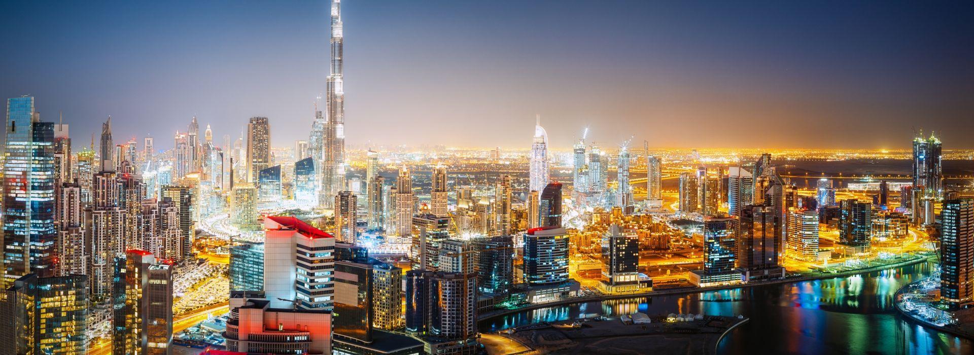 Natural landmarks sightseeing Tours in UAE