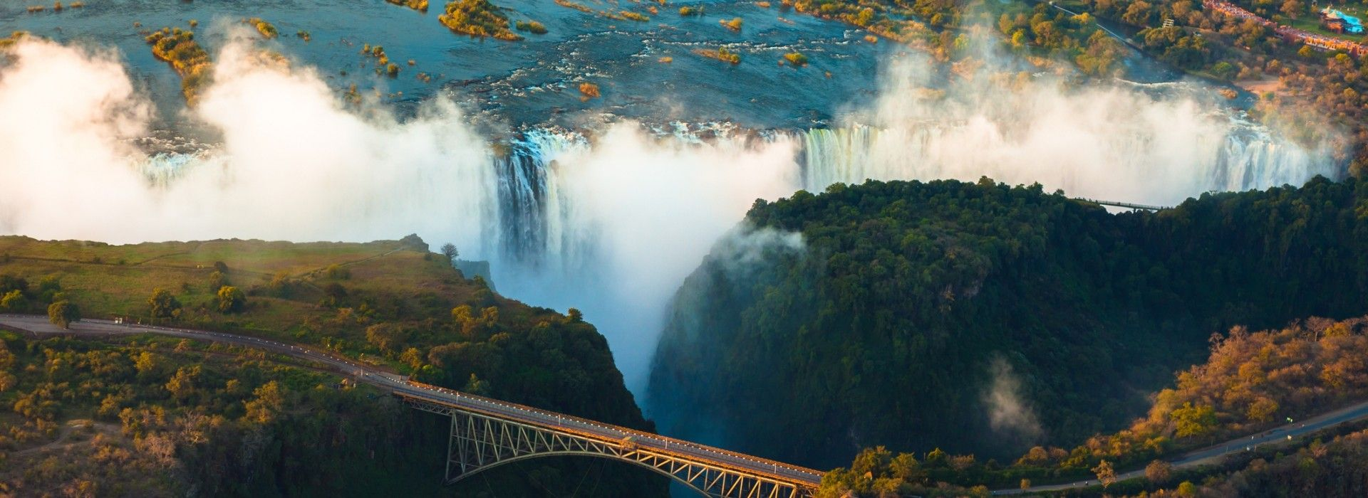 Natural landmarks sightseeing Tours in Zambia