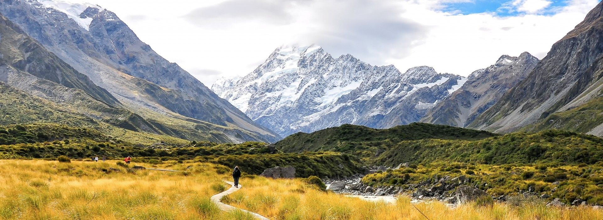 New Zealand Tours and Trips to New Zealand