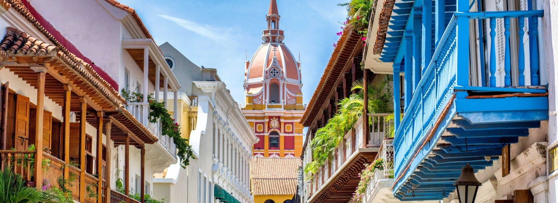 No trip to Cartagena would be complete without visiting the Old Town