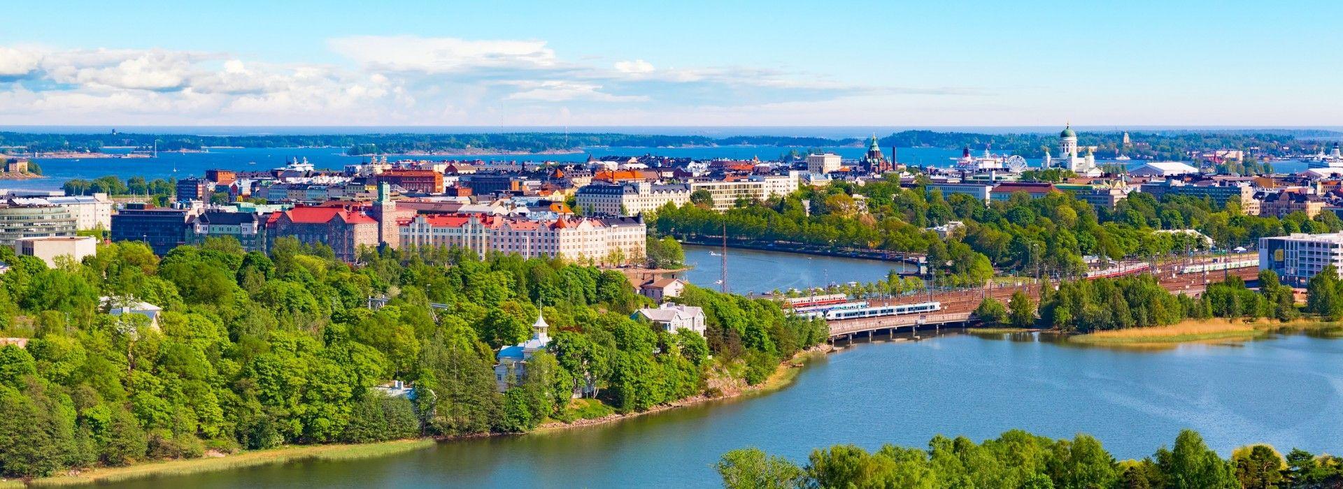 Northern lights tours in Helsinki