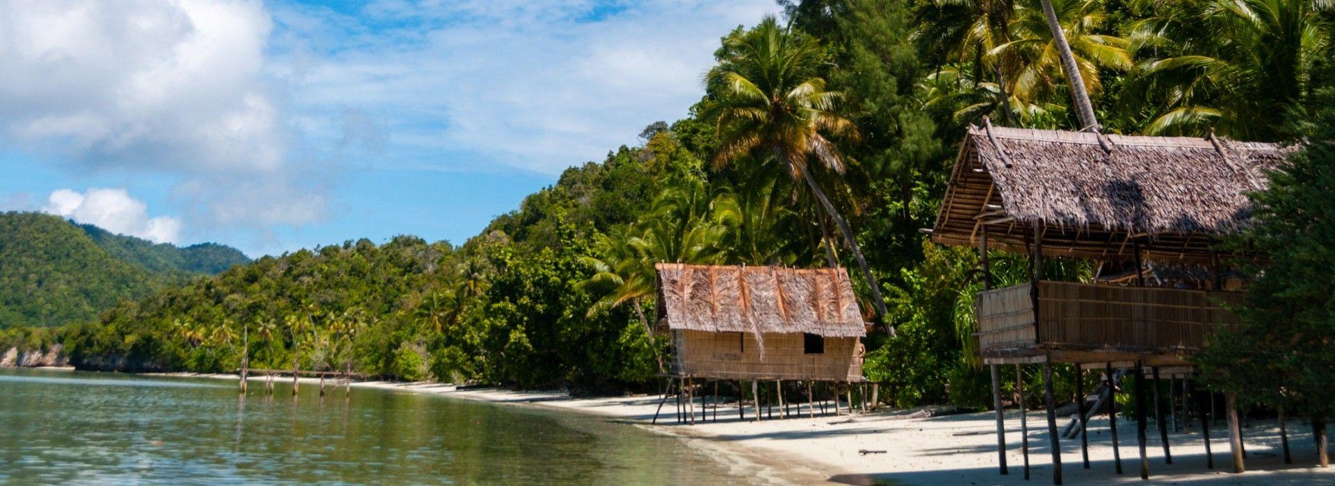Papua New Guinea Tours and Trips to Papua New Guinea