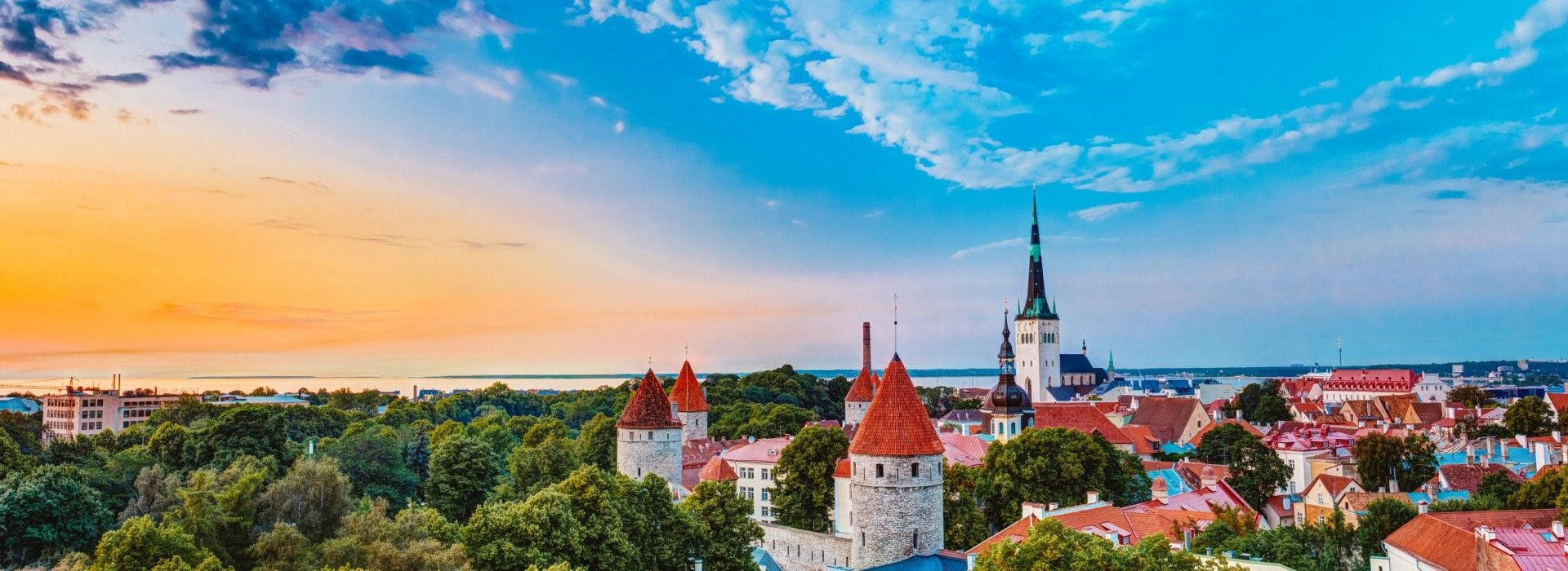 Sightseeing, attractions, culture and history Tours in Baltic