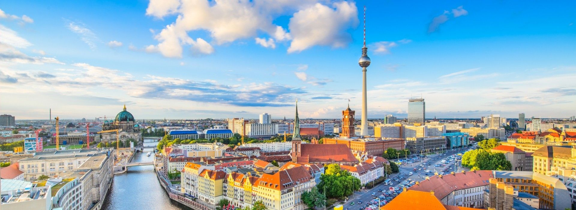 Sightseeing, attractions, culture and history Tours in Berlin