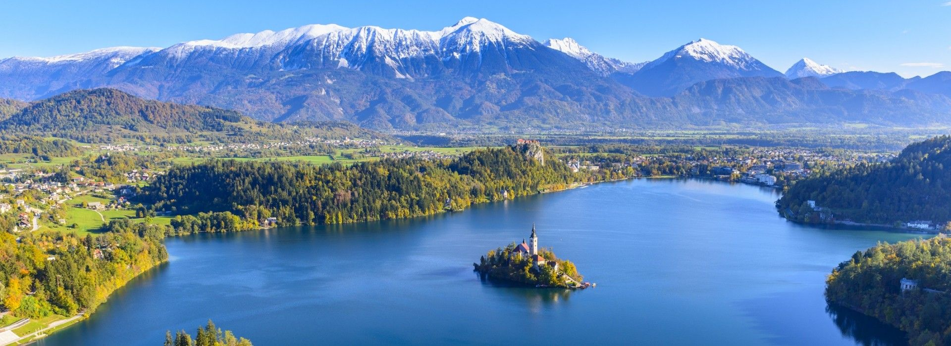 Slovenia Tours and Trips to Slovenia