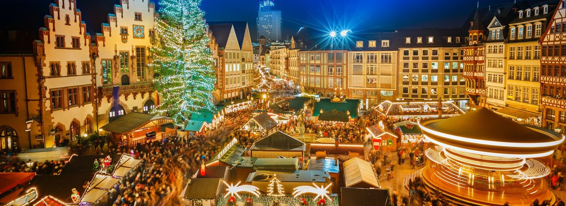 Spending the holiday season on a Christmas Markets tour around Europe is a great way to explore the place