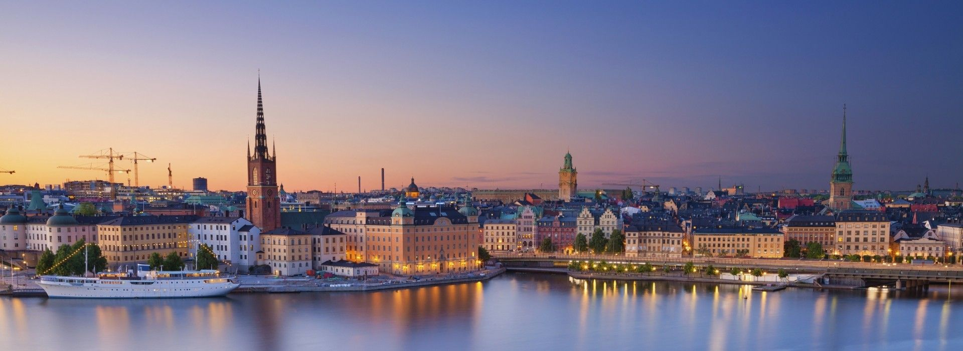 Sweden Tours and Trips to Sweden
