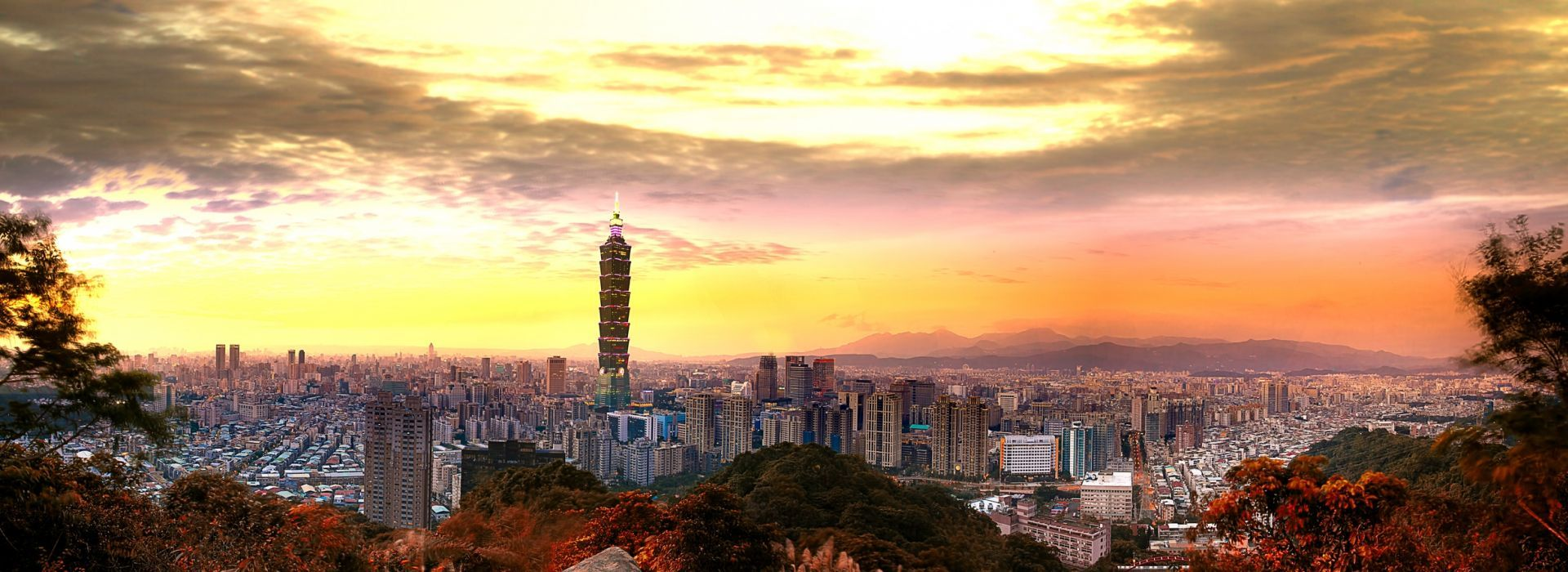 Taiwan Tours and Trips to Taiwan