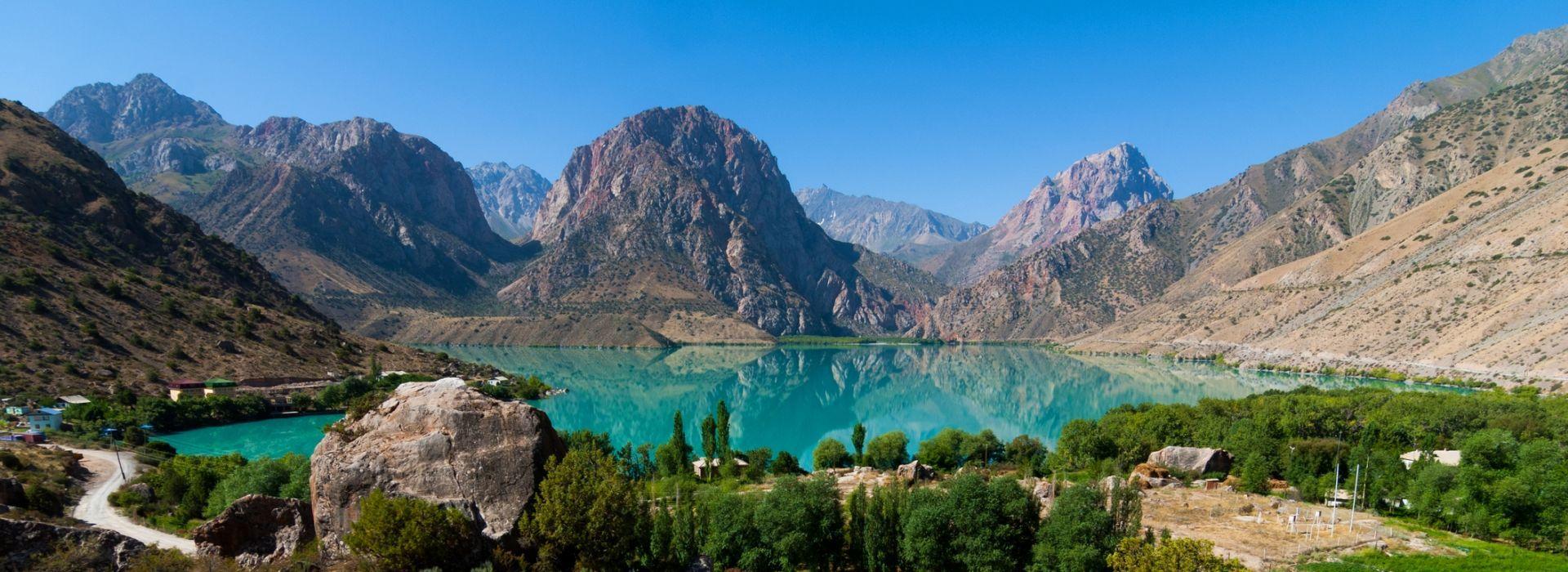 Tajikistan Tours and Trips to Tajikistan