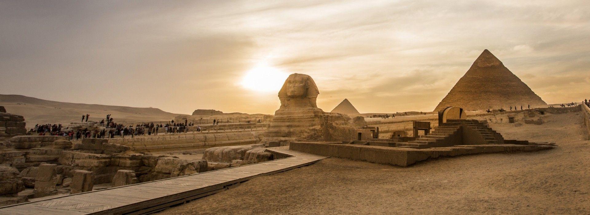 The Sphinx Cairo