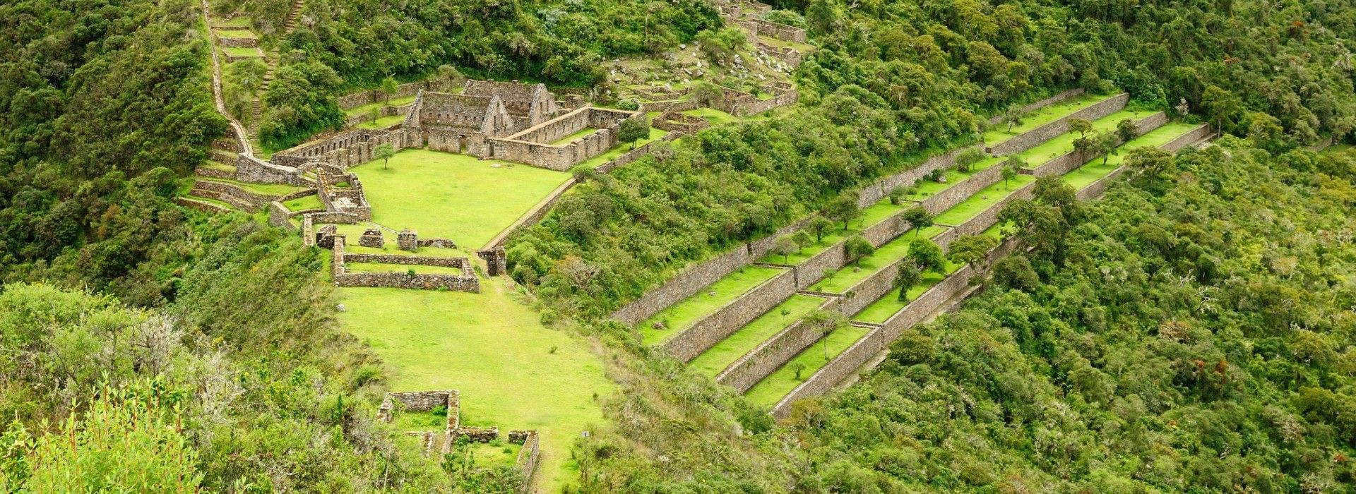 Tours and holidays in Choquequirao