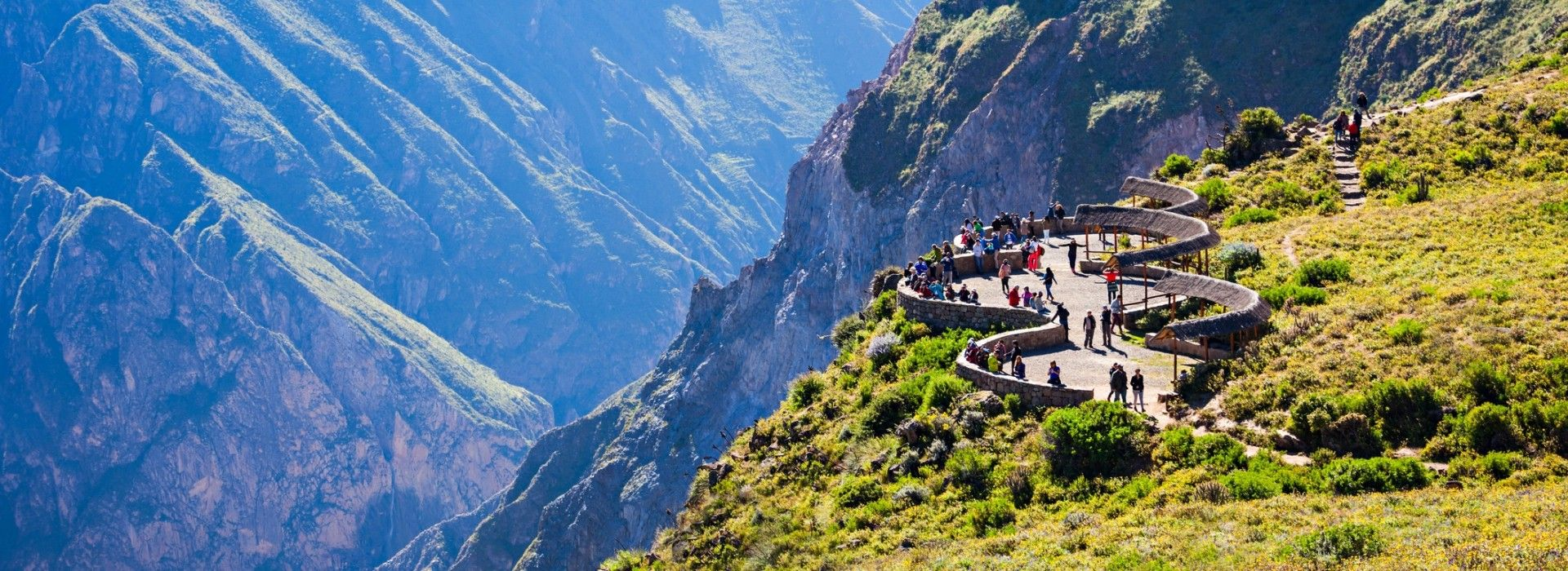 Tours and holidays to Colca Canyon will be filled with natural wonders
