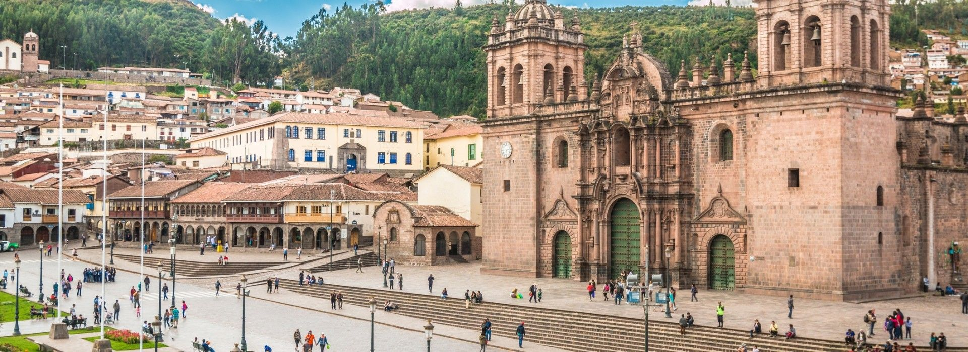 Tours in Cusco will transport you back to ancient Inca Empire