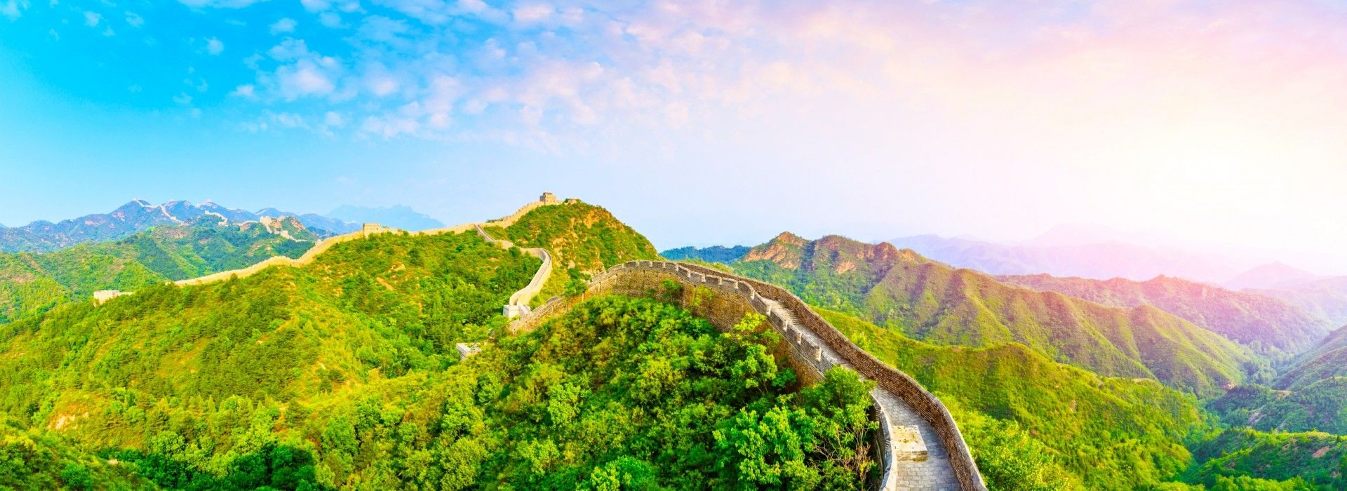 Train tours in China