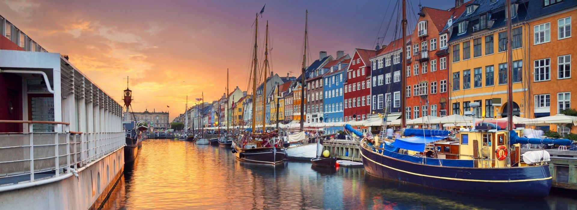 Travelling Copenhagen - Tours and Holiday Packages in Copenhagen