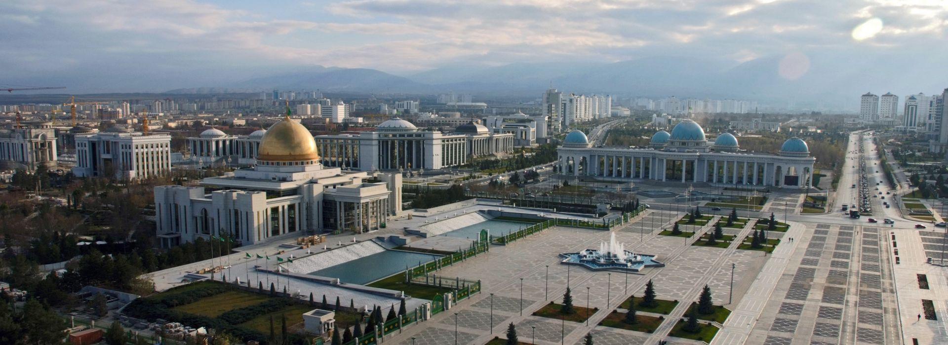 Travelling Turkmenistan - Tours and Trips in Turkmenistan