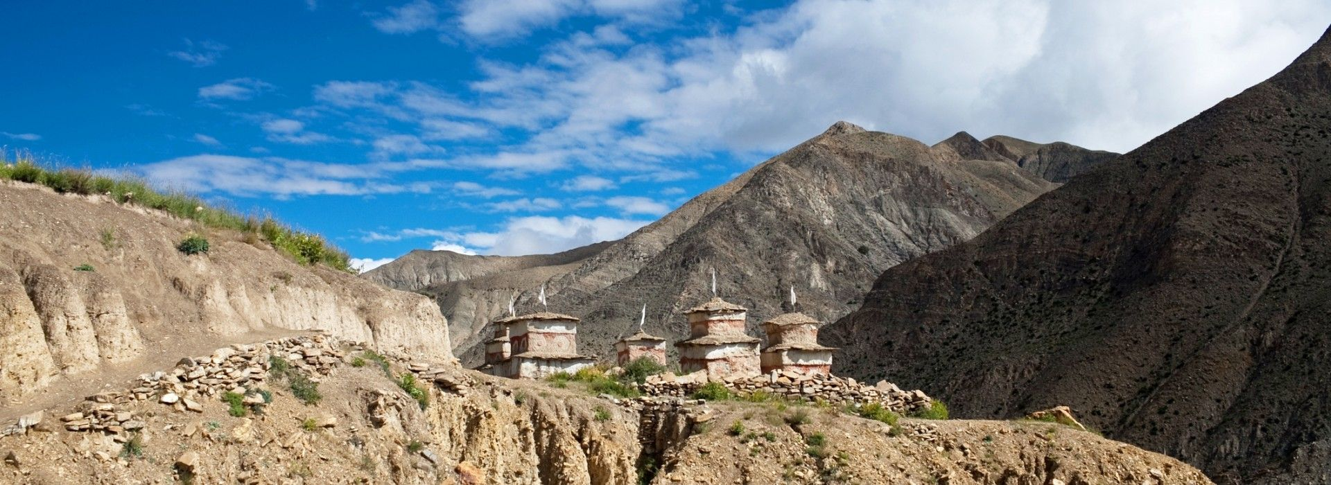 Upper Dolpo Trek: Ancient Bon stupa in the Dolpo region