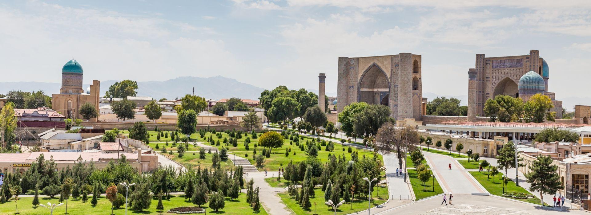 Uzbekistan Tours and Trips to Uzbekistan