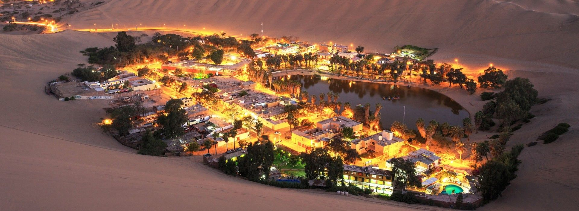 Visit Huacachina for fun dune buggy experiences