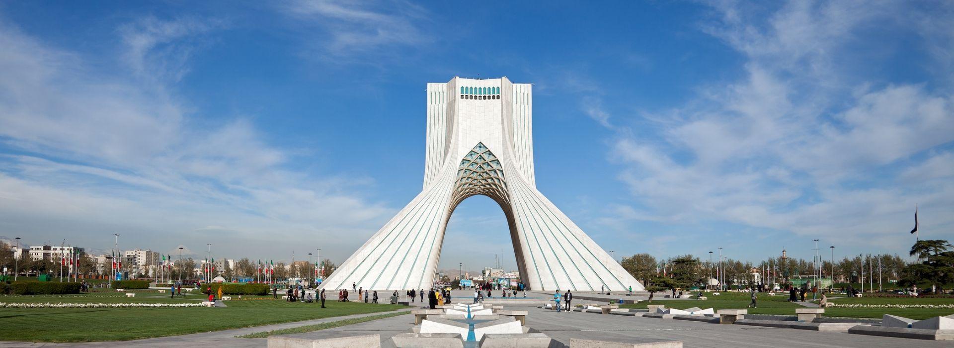 Walking tours in Iran