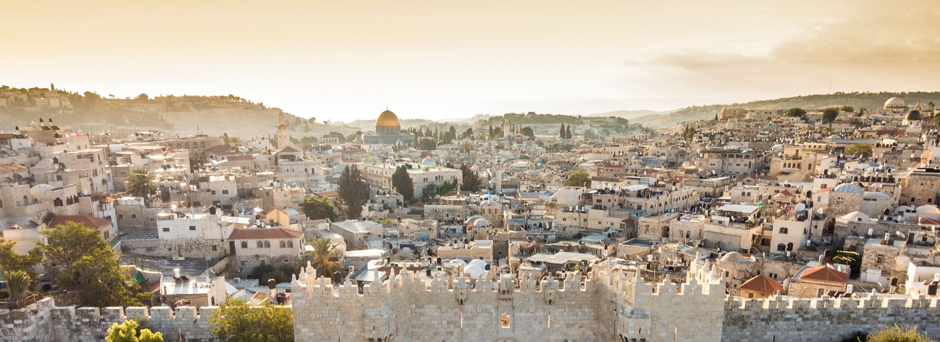 Walking tours in Israel