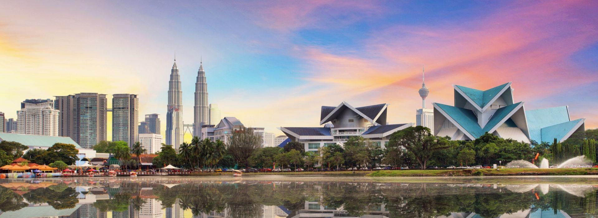 Walking tours in Malaysia