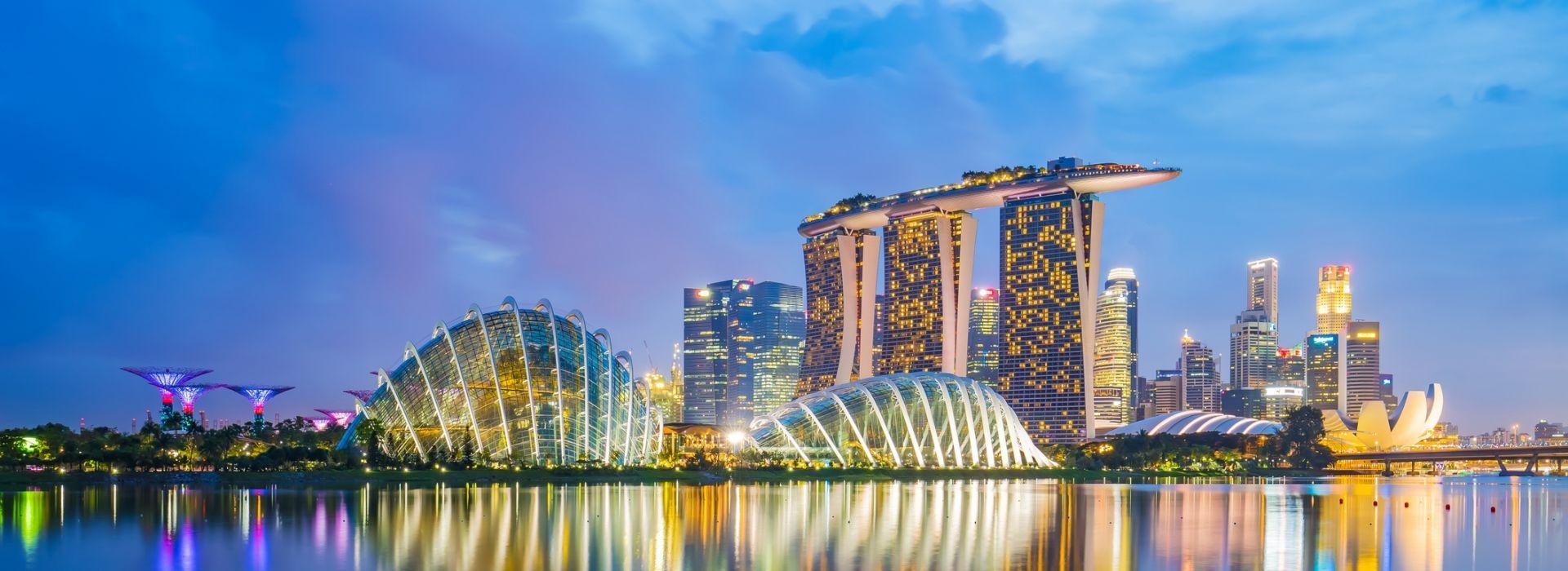 Walking tours in Singapore