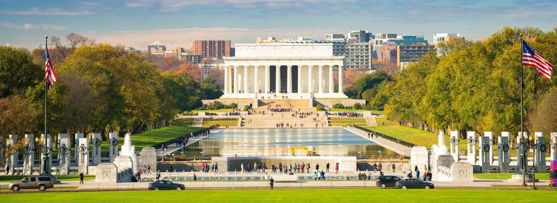 Walking tours in Washington D.C.