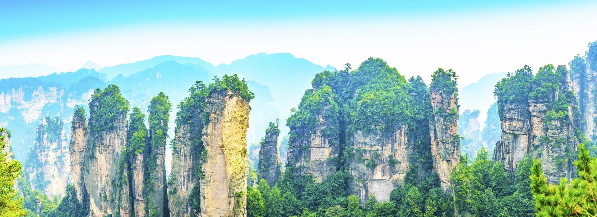 Zhangjiajie Tours and Travel to Zhangjiajie