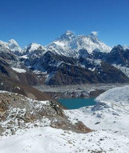 Everest Base Camp - 3 Passes trek Tours