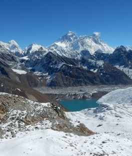 Everest Base Camp - 3 Passes trek Tours