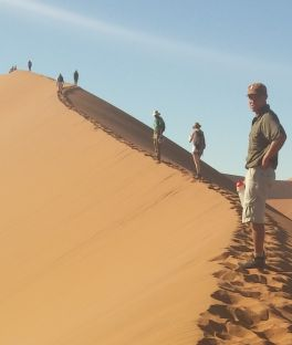 Skeleton Coast Tours