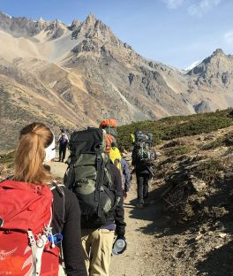 Annapurna Circuit trek Tours