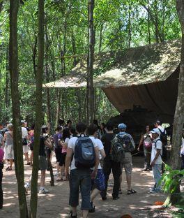 Cuchi Tunnels Tours