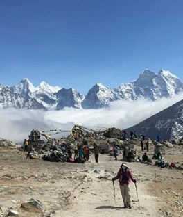 Everest Base Camp trek Tours
