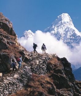 Everest Panorama trek Tours