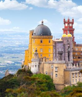 Sintra and Cascais Tours
