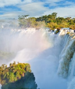 Iguazu Falls National Park Tours