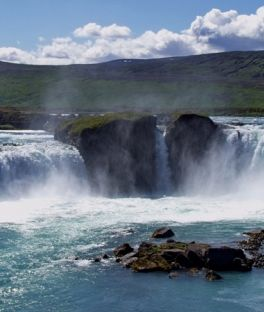 Godafoss Waterfall Tours