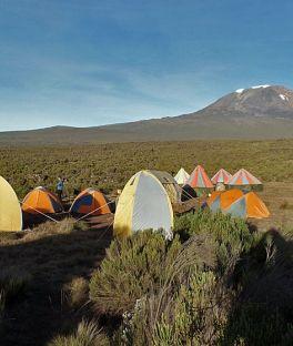 Kilimanjaro Rongai route Tours