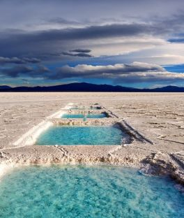 Salt Flats Tours