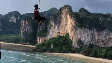 1/2 Day Intro To Rock Climbing  Railay Beach