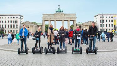 1, 2 Or 3-Hour Segway Tour