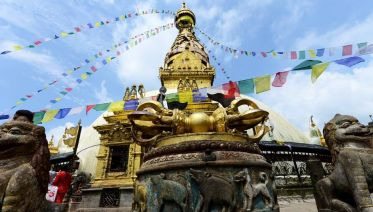 1-day Kathmandu Valley Exploration