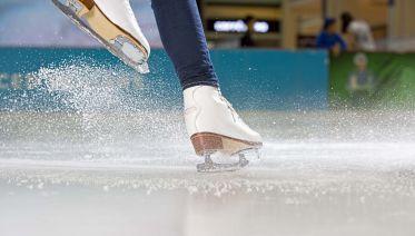 1 Day ticket to Dubai Ice Rink