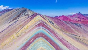 1 Day Tour of Rainbow Mountain from Cusco