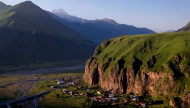 1-Day Tour To Kazbegi & Gergeti Trinity Church