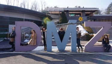 1 day tour to the Demilitarized Zone (DMZ)